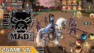Cùng Cậu Vàng (XTV Network) chơi game bom tấn Thiên Hạ 3D - Gamota trong ngày đầu ra mắt