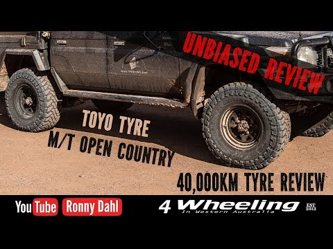 Toyo MT Open Country Unbiased Review