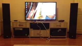 sMSL S3 SA T2021 vs Onkyo TX-NR 828 with Heco Music Style 900