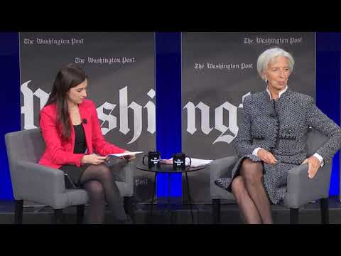 International Women's Day 2018: One-on-one with IMF Managing Director Christine Lagarde