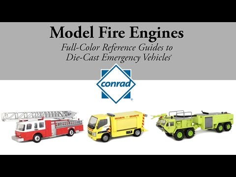 Model Fire Engines: Conrad Video