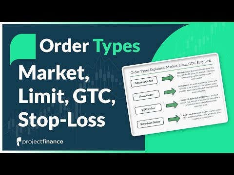 Forex order validity gtc