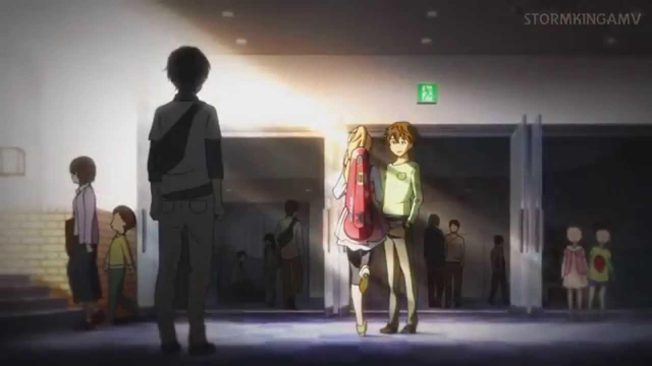 Download 【 AMV 】Shigatsu wa Kimi no Uso - MAY I LOVE YOU ~