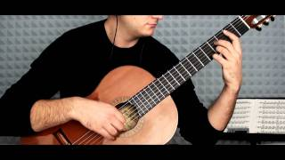 MASH Theme on Classical Guitar
