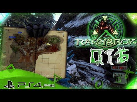 ARK Ragnarok PS4 🇩🇪 - Fundorte Wyvern Eier - #016 Let´s Play ARK Survival Evolved Playstation 4
