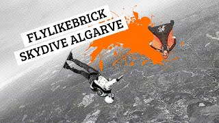 Wingsuit Team FLB – Skydive Algarve