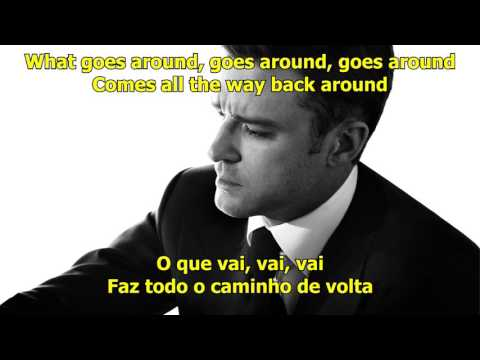 Justin Timberlake - What Goes Around Comes...