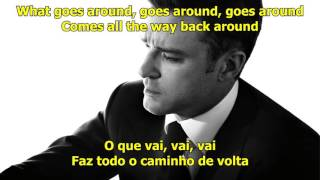 Download Justin Timberlake - What Goes Around Comes Around (Lyrics/Legendado) Mp3 and Videos