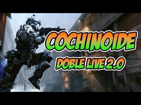 COCHINOIDES!!! | Doble 2.0 con �ngel en Titanfall | Elyas