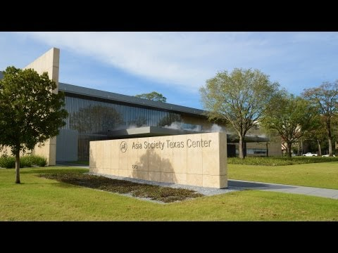 ASIA SOCIETY TEXAS CENTER - Building Bridges of Understanding (preview)