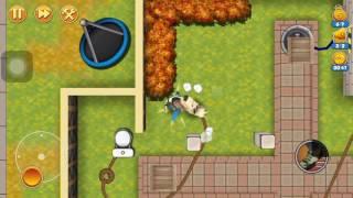 [Robbery Bob 2: Double Trouble walkthrough] Shamville - 15 screenshot 5