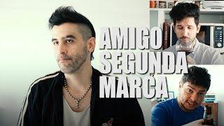 GUILLE AQUINO | Sketch - AMIGO SEGUNDA MARCA