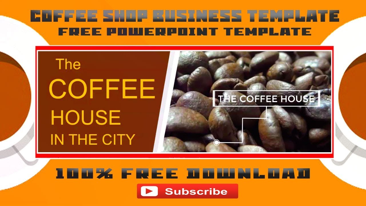 Business video template coffee shop free download powerpoint youtube business video template coffee shop free download powerpoint toneelgroepblik Image collections