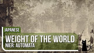 "NieR: Automata - ""Weight of the World"" (Music Box)   Japanese …"