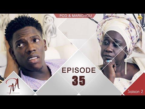 Serie :  Pod et Marichou - Saison 2 - Episode 35