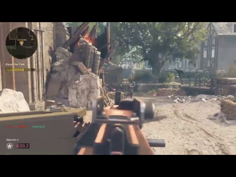 Call of duty ww2 private beta 24 hour multiplayer live stream