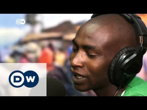 Ghetto Radio: Nairobi's voice of the streets | DW News