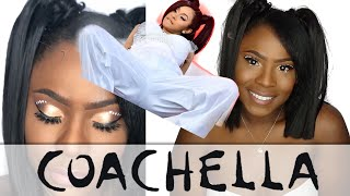 Cardi B Coachella Hair & Makeup!!| Best Recreation of Cardi B Makeup
