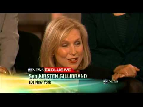 Mikulski, Senate Women Interview with Diane Sawyer on ABC Nightline