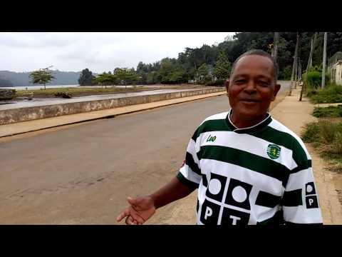 """""""Só eu sei porque não fico em casa"""" - São Tomé e Principe"""