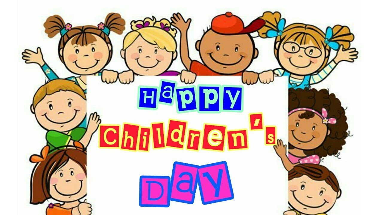happy childrens whatsapp status - 1280×720