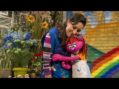 ODM & Evelyn In The Morning - 'Sesame Street' Introduces Homeless Muppet Character