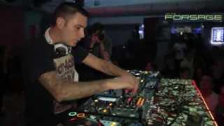 Sean Tyas live Forsage club, Kiev 19.10.2013