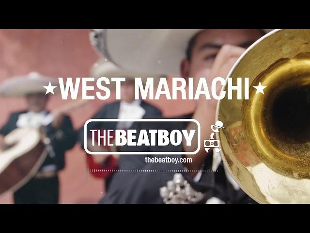 🔶WEST MARIACHI🔶 - Hip hop Rap Classic 90´s Westcoast Beat Instrumental (Prod: THEBEATBOY)
