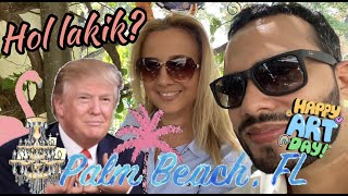 """Kész művészet! Magyar fotós Palm Beach-en! Trump """"luxusszigetén"""" jártunk!"""