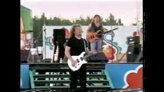 """Владимир Кузьмин.Гр.""""Динамик"""". Концерт в г. Набережные Челны 1998 год."""