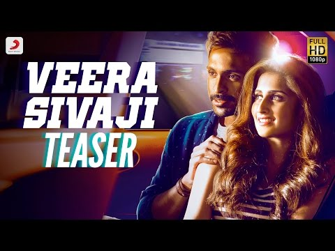 Veera Sivaji Official Teaser | Vikram Prabhu, Shamlee | D. Imman