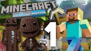 Minecraft LittleBigPlanet Edition - Part 1 - Skate to Victory