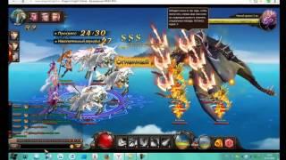 «Dragon Knight» — браузерная ММОRPG