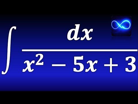 259. Integral de polinomio entre raíz cuadrada, completando derivada y trinomio cuadrado perfecto from YouTube · Duration:  10 minutes 39 seconds