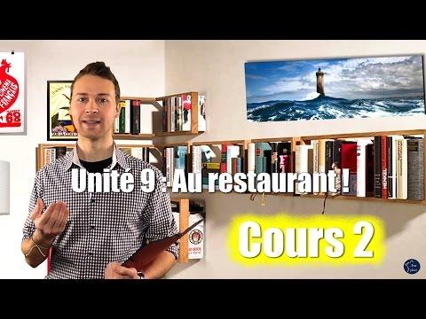Französisch lernen online / für Anfänger / Unité 9 Cours 2
