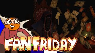 Fan Friday! - Hand of Fate