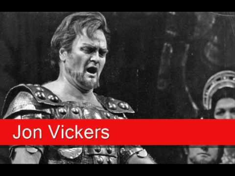Jon Vickers: Wagner  - Tristan und Isolde, 'Wo ich erwacht'