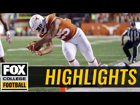Kansas State vs Texas | FOX COLLEGE FOOTBALL