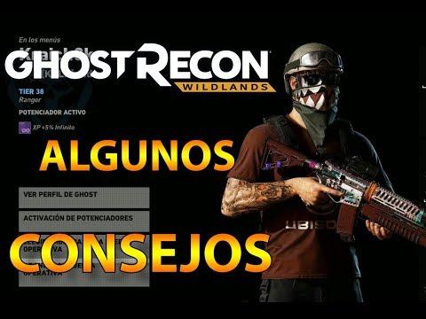 GHOST RECON WILDLANDS - CONSEJOS - POTENCIADORES XP - MEJORAR ARMAS Y MUCHO MAS
