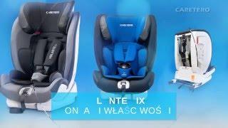 Детское автокресло Caretero Volante Fix в интернет магазине bebe-market.com.ua