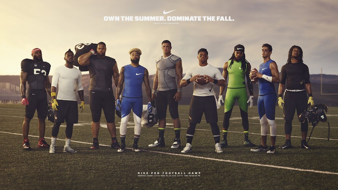 Nike Pro Football Camp | Own the Summer. Dominate the Fall ... - photo#19