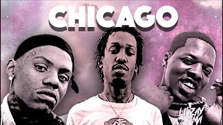 NEW CHICAGO RAPPERS