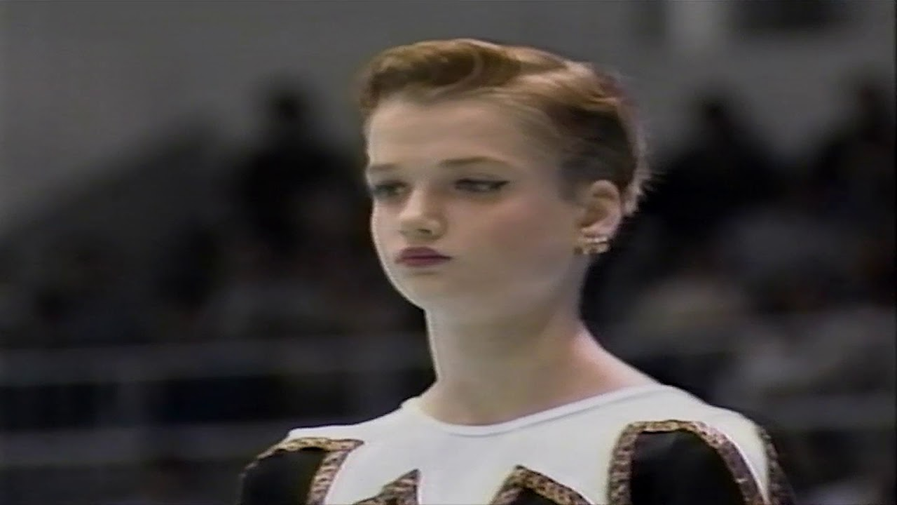 HQ 1995 World Championships Gymnastics WAG All Around