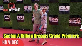 Director James Erskine At Sachin A Billion Dreams Grand Premiere