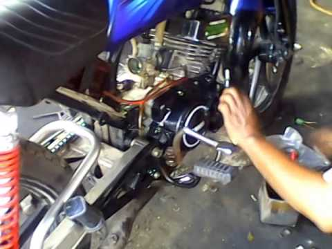 ide motor modifikasi rx king