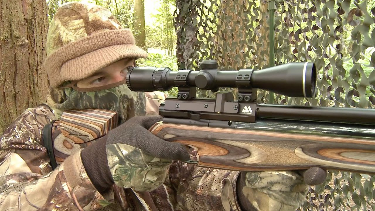 The Airgun Show – Summer Squirrel Hunting, plus the Gamo Phox Gun, Scope  and Pump Kit on Test