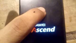 Huawei Ascend y200 u8655-1 Digitel (Revisa los comentarios para aplicar la solución)