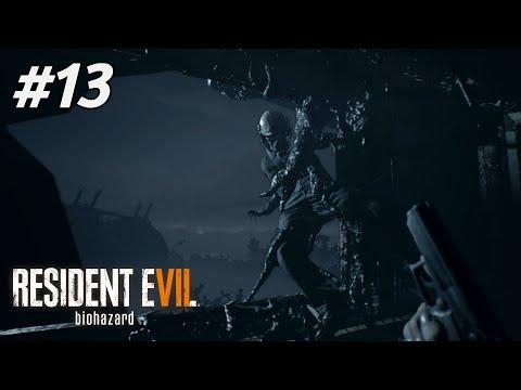 მოჩვენებების გემბანზე !!! ვითამაშოთ Resident Evil 7 ნაწილი 13 - ქართულად 👀