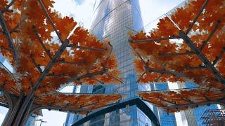 Москва-Сити Башня Меркурий ОБЗОР апартаменты в центре Москвы