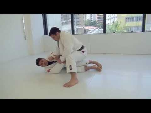 Celsinho Venicius and João Paulo Bertuccelli - Half Guard - Essence Of Jiu-Jitsu